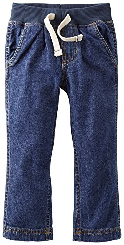 Carter'S Baby Boys' Woven Pants (Baby) - Denim - 18 Months front-1071683