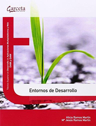 ENTORNOS DE DESARROLLO descarga pdf epub mobi fb2