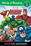 These are The Avengers Level 1 Reader (World of Reading (Disney Early Readers))