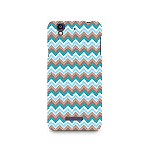 TAZindia Designer Printed Hard Back Case Cover For Micromax Canvas Yureka