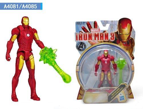 Hasbro 3.75'' Iron Man 3 Shatterblaster dh295-2 - 1