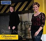 ショスタコーヴィチ: チェロ・ソナタ、ヴィオラ・ソナタ (Chostakovitch : Violas sonats / Pierre Lenert (Alto), Eliane Reyes (Piano)) [輸入盤]