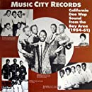 Music City Records [Vinyl]