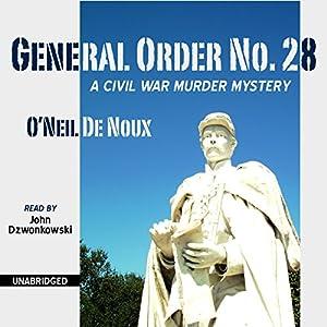 General Order No. 28 Audiobook
