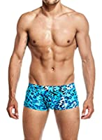Mens Printed Hot Body Boxer Swimsuit by Gary Majdell Sport