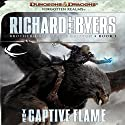 The Captive Flame: Forgotten Realms: Brotherhood of the Griffon, Book 1