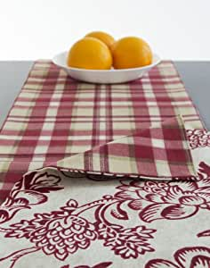 table runner inches kitchen kitchen 90 christmas runners dining linens  table home kitchen table
