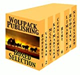 img - for Wolfpack Publishing's Western Boxed Set book / textbook / text book