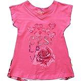 Pezzo Doro - Camiseta de manga corta - para ni�a rosa 14 a�os