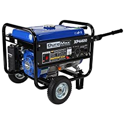 Duromax XP4400 and Duromax XP4400E 3500W Generator Review