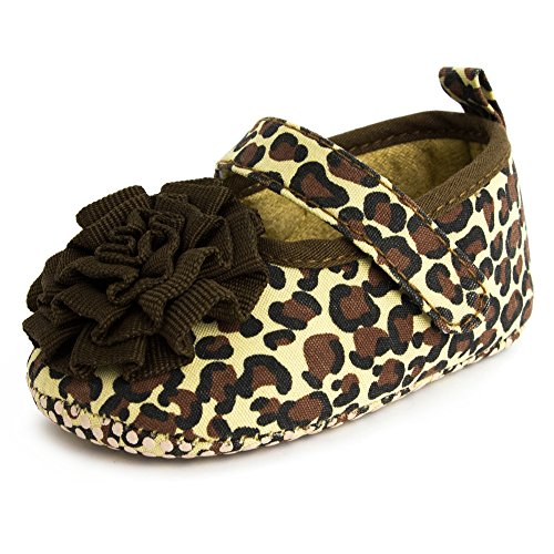 Infant Leopard Shoes