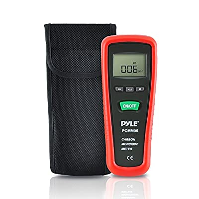 PYLE Meters PCMM05 Carbon Monoxide Meter from Pyle Meters