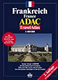 img - for ADAC TravelAtlas Frankreich 1 : 400 000. book / textbook / text book