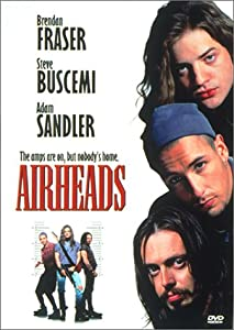 Cover of &quot;Airheads&quot;