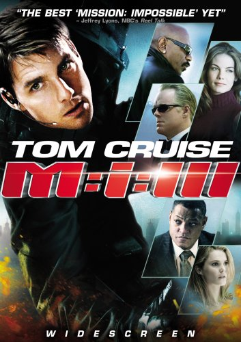 Mission Impossible III (Widescreen Edition)