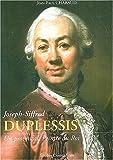echange, troc Jean-Paul Chabaud - Joseph-Siffred Duplessis 1752-1802 : Un provençal, peintre du Roi