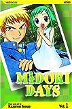 Kazurou Inoue Midori Days: Volume 1 (Midori's Days)
