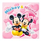 FUJICOLOR photo mount Disney Mickey Minnie 6 switch character Pink 15731 (japan import)