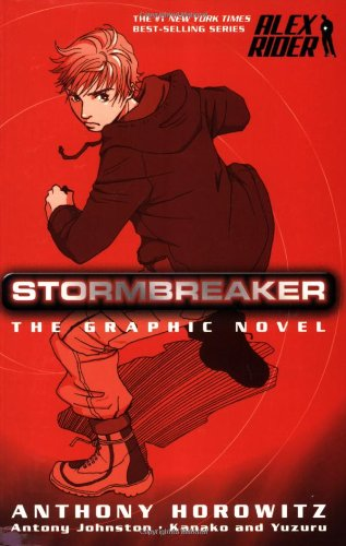 Stormbreaker: The Graphic Novel (Alex Rider)