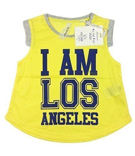 Giallo Ragazze T-Shirt To Be Too Stile Italiano Brand - Giallo, 152cm - circa 11-12 anni, Giallo