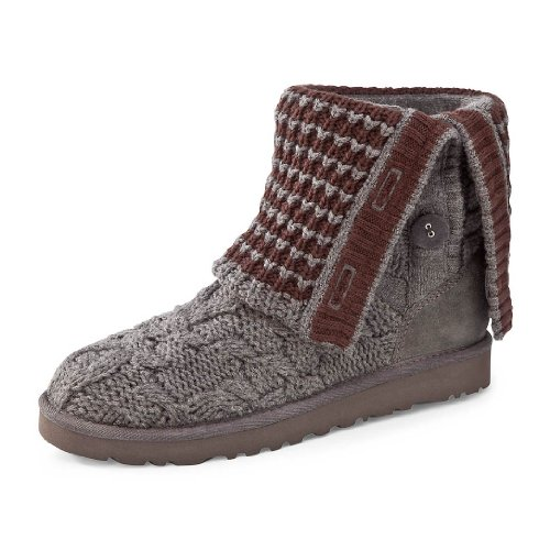 ugg cardy charcoal navy