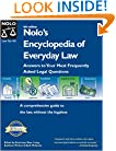 Nolo's Encyclopedia of Everyday Law: Answers to Your Most Frequently Asked Legal Questions, Fourth Edition