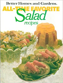 Salad Recipes All Time Favorite Cookbook Side Dish