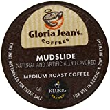 Gloria Jeans Coffees, Mudslide, 24-Count K-Cup for Keurig Brewers