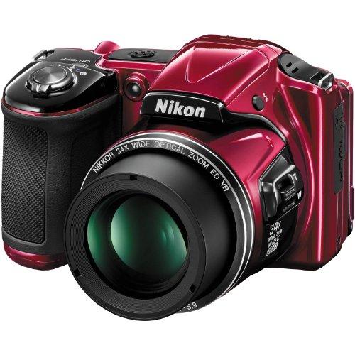 Nikon Coolpix L830 Digital Camera Review