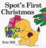 Eric Hill Spot's First Christmas Board Book