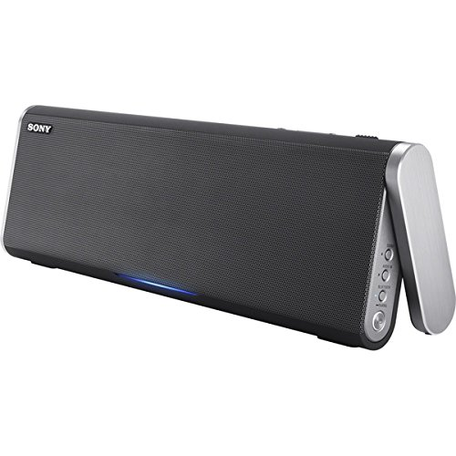 Brand New Sony Black Bluetooth Portable Speaker With Built-In Speakerphone And Usb Port
