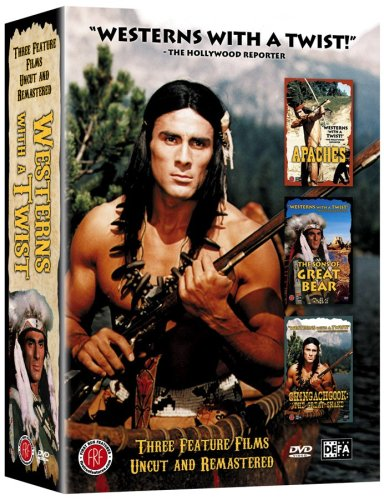 Westerns with a Twist (Apaches / Chingachgook - The Great Snake / The Sons of the Great Bear)