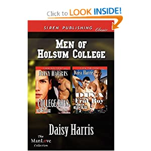 Men of Holsum College [College Boys: Diva and the Frat Boy] (Siren