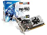 MSI R6450-MD1GD3/LP Graphics Card ATI Radeon HD 6450 1GB DVI HDMI VGA