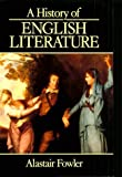 A History of English Literature (0674396642) by Fowler, Alastair