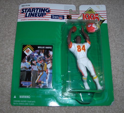 1995 Willie Davis NFL Starting Lineup - 1