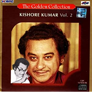 Kishore Kumar -  Golden Collection CD2