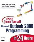 Sams Teach Yourself Outlook 2000 Prog...