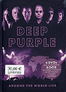 Deep Purple - Around the World Live [4 DVDs]