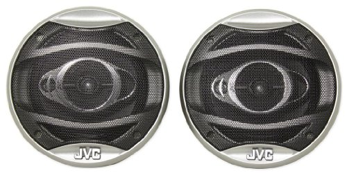 Jvc Cs-Hx537X 5.25-Inch Shallow-Mount Powerful 460 Watt Speakers
