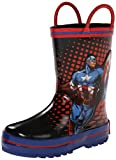 Disney Capt America Rain Boot (Toddler/Little Kid)