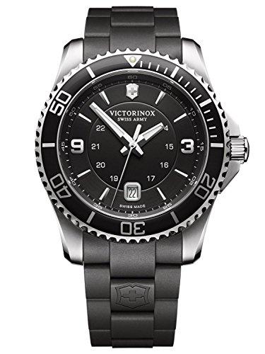 victorinox-herren-armbanduhr-maverick-analog-quarz-edelstahl-241698