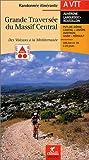 echange, troc Guide Chamina - Grande traversée du Massif Central en VTT : Des volcans à la Méditerranée