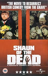 Shaun Of The Dead [VHS] [2004]: Simon Pegg, Nick Frost ...