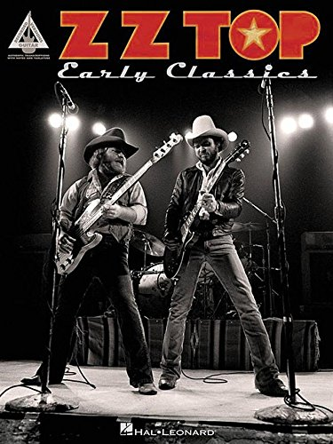 Zz Top: Early Classics - Guitar Recorded Versions