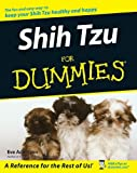 Eve Adamson Shih Tzu For Dummies