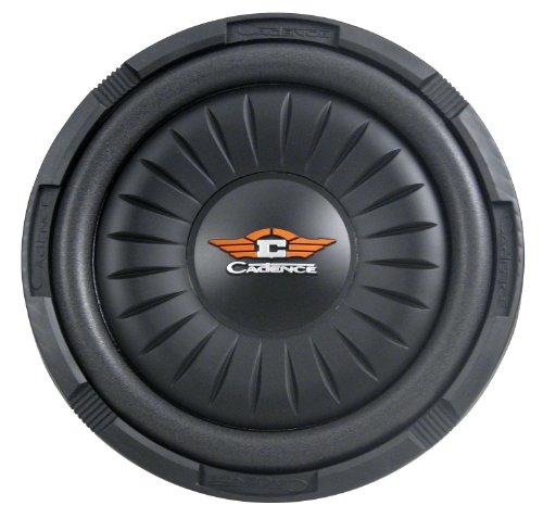 Cadence Acoustics Cvl10-Sw 4 Ohm 500 Watt Peak Low Profile Subwoofer