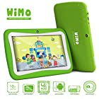 ProntoTec 7 inch WiMo C72R Android Tablet PC for Kids,Android 4.4 KitKat OS, Dual Core RK3026 Cortex A9 CPU Dual Cameras 4GB, Wi-Fi (Green) - Birthday gift for your love!