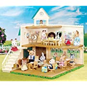 Calico Critters Berry Grove Elementary School