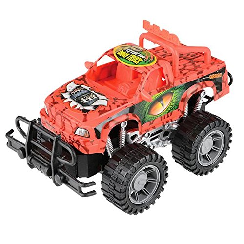 Dinosaur T-rex Theme Monster Truck Toy - 1
